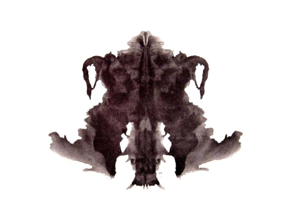 Conoce mas sobre ti mismo  [El test de Rorschach]